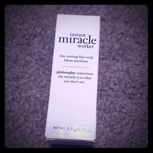 Philosophy instant miracle work line erasing stick